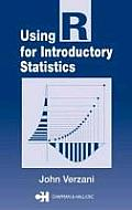 Using R for Introductory Statistics Cover