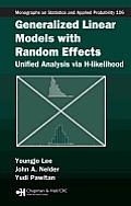 Generalized Linear Models With Random Effects