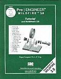 Pro Engineer Wildfire 3.0 Tutorial & CD