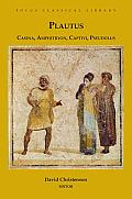 Plautus Four Plays Casina Amphitryon Captivi Pseudolus