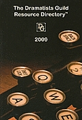 2009 Dramatists Guild Resource Directory