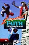 Bible Cev Extreme Faith