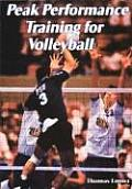 Peak Conditioning Training for Volleyball