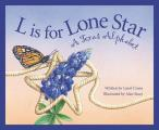 L is for Lone Star: A Texas Alphabet (Sleeping Bear Press Alphabet Books)