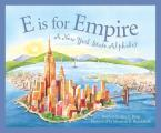E Is for Empire: A New York State Alphabet (Sleeping Bear Press Alphabet Books)