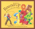 Round Up: A Texas Number Book Cover