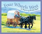 Four Wheels West: A Wyoming Number Book (Count Your Way Across The USA) by Eugene M. Gagliano