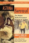 Asthma Survival: The Holistic Medical Treatment Program for Asthma Cover