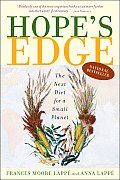 Hope's Edge: The Next Diet for a Small Planet Cover