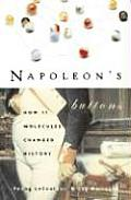 Napoleon's Buttons (PB Reprint) Cover