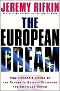 The European Dream Cover