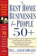 Best Home Businesses for People 50+: 70+ Businesses You Can Start from Home in Middle-Age or Retirement