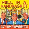 Hell in a Handbasket Cover