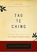 Tao Te Ching: the New Translation From Tao Te Ching (08 Edition)