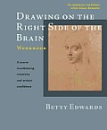 Drawing on the Right Side of the Brain Workbook the Definitive 2nd Edition