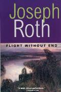 Flight Without End (Works of Joseph Roth) Cover