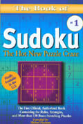 The Book of Sudoku #1: The Hot New Puzzle Craze