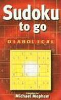 Sudoku to Go Diabolical Cover