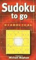 Sudoku to Go Diabolical