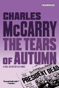 Tears of Autumn (A Paul Christopher Novel) Cover