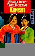 Korean (Insight Pocket Travel Dictionaries)