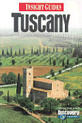 Tuscany (Insight Guide Tuscany) Cover