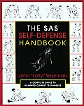 The SAS Self-Defense Handbook: A Complete Guide to Unarmed Combat Techniques Cover
