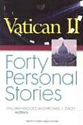 Vatican II : Forty Personal Stories (03 Edition)