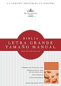 Biblia Lettra Grande Tamano Manual Con Referencias-Rvr 1960