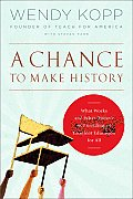Chance To Make History
