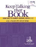 Keep Talking That Book! Booktalks to Promote Reading, Grades 2-12, Volume 3