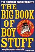 The Big Book of Boy Stuff Cover