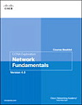 CCNA Exploration Course Booklet: Network Fundamentals, Version 4.0 (Course Booklets)