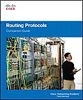 Routing Protocols Companion Guide (Companion Guide)