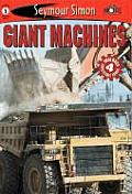 Giant Machines (Seemore Readers: Level 1) Cover