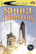 Space Travelers With Includes 4 Collectible Cards