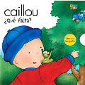 Que Falta?: What's Missing? (Caillou)