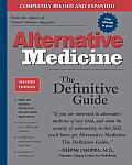 Alternative Medicine 2nd Edition The Definitive