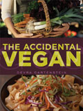 The Accidental Vegan Cover