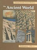 Great Events from History: The Ancient World-Vol.2