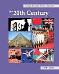 Great Events from History: The 20th Century, 1971-2000: Print Purchase Includes Free Online Access