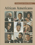 Great Lives from History: African American-5 Volume Set Cover