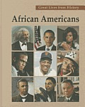 African Americans, Volume 4: Dutch Morial-William Monroe Trotter