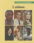 Great Lives from History: Latinos-Volume 3