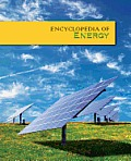 Encyclopedia of Energy - 4 Volume Set (Science) Cover