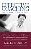 Effective Coaching Lessons from the Coachs Coach