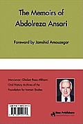The Memoirs of Abdolreza Ansari [Persian]