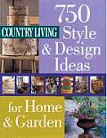 Country Living 750 Style & Design Idea