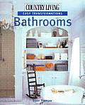 Country Living Bathrooms