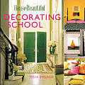 House Beautiful Decorating School Cover